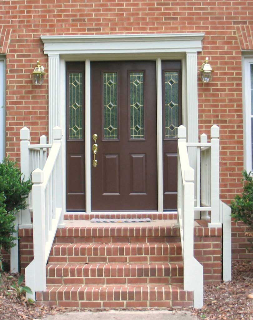 J.D. Miles & Sons, Inc. Entry Door