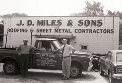 JD Miles