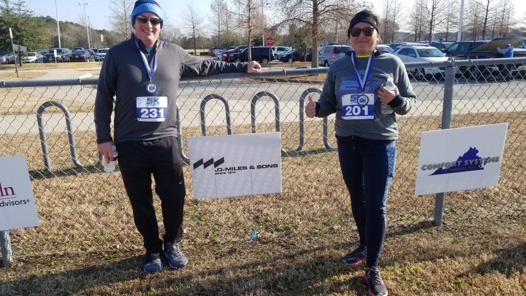 J.D. Miles Chesapeake Education Foundation 5K Run