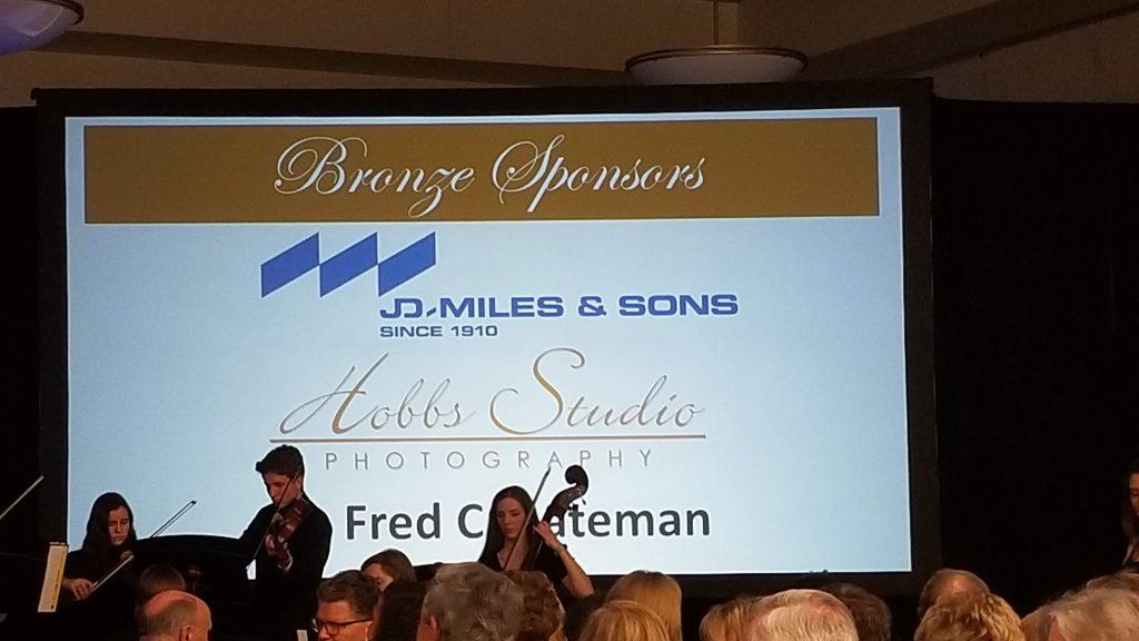 J.D. Miles & Sons, Inc. Bronze Sponsor of the Chesapeake Forum