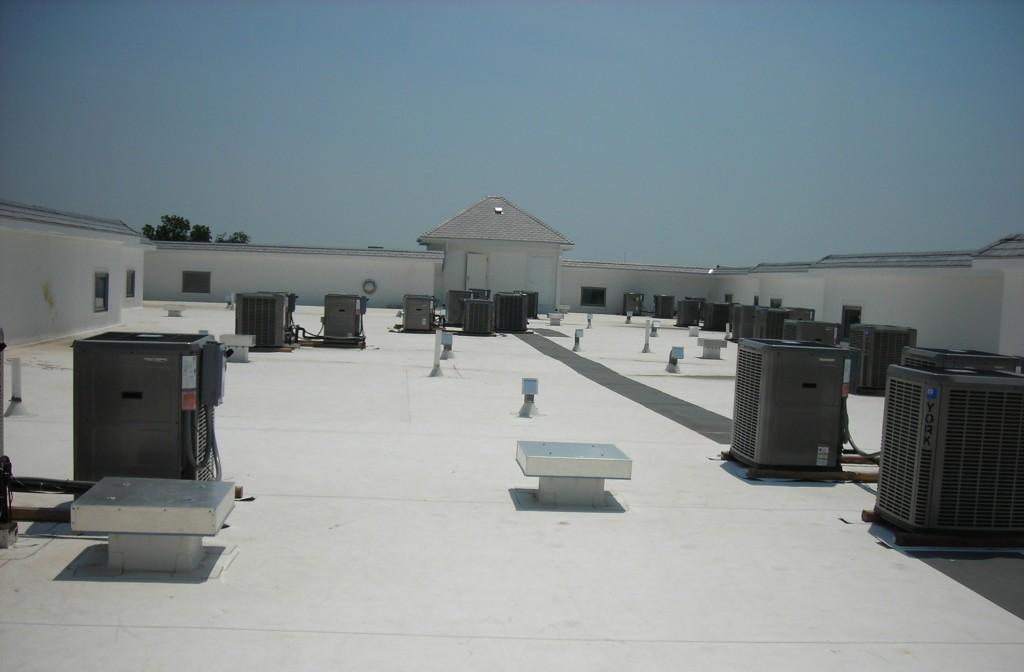 J.D. Miles & Sons, Inc. TPO Roof