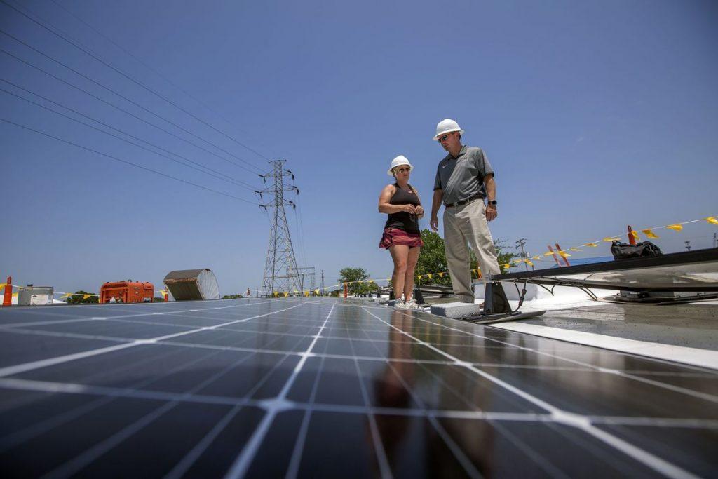 J.D. Miles & Sons, Inc. Solar Panels News